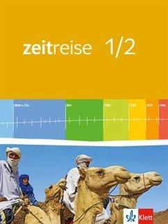 Zeitreise 1/2. Schülerband. Neue Ausgabe. Rhein...