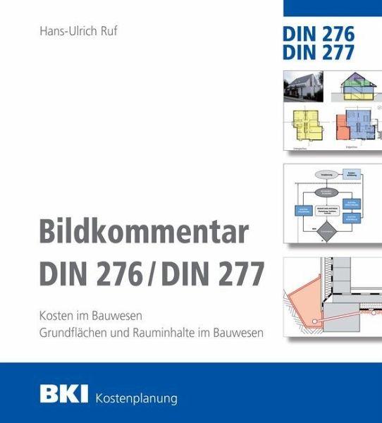 bki bildkommentar din 276 277 von hans ulrich ruf fachbuch b. Black Bedroom Furniture Sets. Home Design Ideas