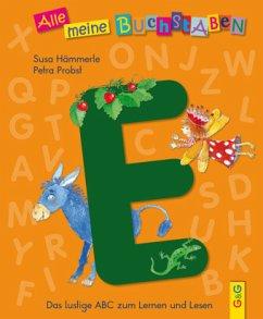 Alle meine Buchstaben - E