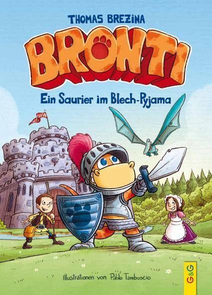 Buch-Reihe Bronti