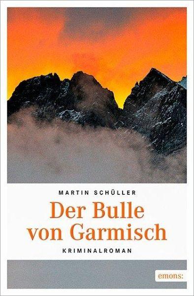 Buch-Reihe Kommissar Schwemmer von Martin Schüller