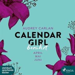 Berührt / Calendar Girl Bd.2 (MP3-CD) - Carlan, Audrey