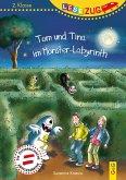 LESEZUG/2. Klasse: Tom und Tina im Monster-Labyrinth