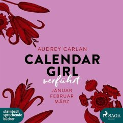 Verführt / Calendar Girl Bd.1 (MP3-CD) - Carlan, Audrey