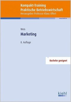 Kompakt-Training Marketing - Weis, Hans Chr.