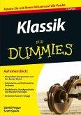 Klassik für Dummies (eBook, ePUB)