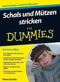 Schals und Mützen stricken für Dummies (eBook, ePUB)
