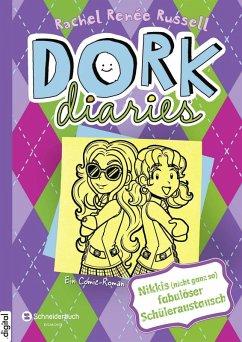 Nikkis (nicht ganz so) fabulöser Schüleraustausch / DORK Diaries Bd.11 (eBook, ePUB) - Russell, Rachel Renée