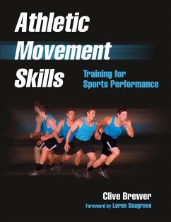 Athletic Movement Skills - Brewer, Clive