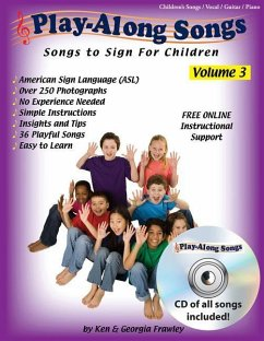 Playalong Songs Volume 3 with CD - Frawley, Ken