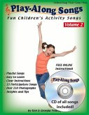 Playalong Songs Volume 2 with CD