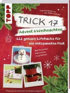 Trick 17 - Advent & Weihnachten - Langnickel, Bianka; Heidenreich, Franziska