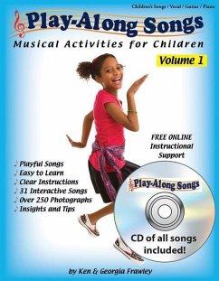 Playalong Songs Volume 1 with CD - Frawley, Ken; Frawley, Georgia