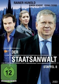 Der Staatsanwalt - Staffel 8 DVD-Box