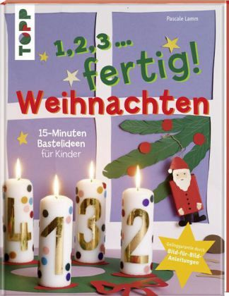 1,2,3, fertig ...Weihnachten
