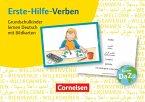 Deutsch lernen mit Fotokarten - Grundschule. Erste-Hilfe-Verben