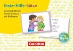 Deutsch lernen mit Fotokarten - Grundschule. Erste-Hilfe-Sätze