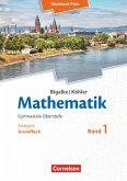 Mathematik Sekundarstufe II - Rheinland-Pfalz. Grundfach Band 1 - Analysis