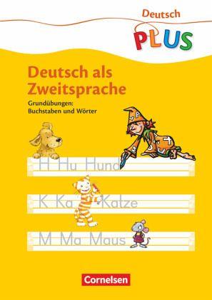 deutsch plus grundschule dazmaterial deutsch als