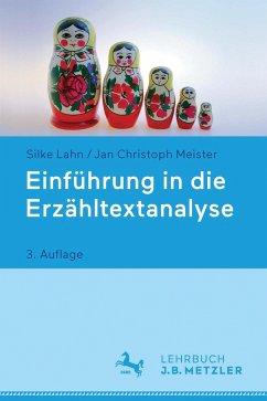Einführung in die Erzähltextanalyse - Lahn, Silke; Meister, Jan Chr.
