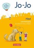 Jo-Jo Fibel 1. Schuljahr - Allgemeine Ausgabe - Neubearbeitung 2016. Grundschrift flüssig schreiben