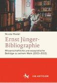 Ernst Jünger-Bibliographie. Fortsetzung; .