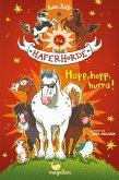 Hopp, hopp, hurra! / Die Haferhorde Bd.6