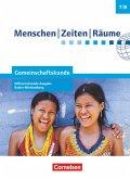 Menschen Zeiten Räume Band 1: 7./8. Schuljahr - Gemeinschaftskunde Differenzierende Ausgabe Baden-Württemberg - Schülerbuch