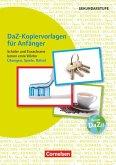 Deutsch lernen mit Fotokarten - Sekundarstufe I/II und Erwachsene - Schüler und Erwachsene lernen erste Wörter - Übungen, Spiele, Rätsel