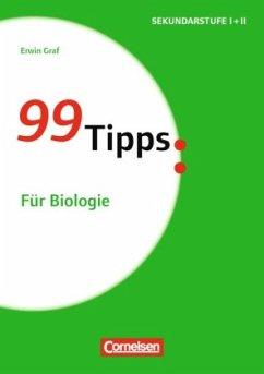 99 Tipps für Biologie - Graf, Erwin