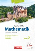 Mathematik Sekundarstufe II - Rheinland-Pfalz Grundfach Band 2 - Analytische Geometrie, Stochastik