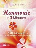 Harmonie in 3 Minuten (eBook, ePUB)