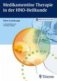 Medikamentöse Therapie in der HNO-Heilkunde (eBook, PDF)