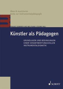 Künstler als Pädagogen (eBook, ePUB)