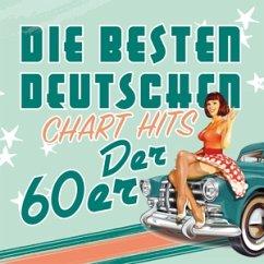 Die Besten Deutschen Chart Hits Der 60er - Diverse