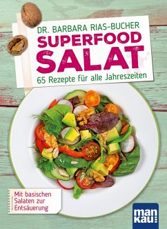 Superfood Salat (eBook, ePUB) - Rias-Bucher, Barbara