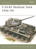 T-34-85 Medium Tank 1944-94 (eBook, PDF)