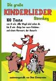 Die große Kinderlieder Sammlung (eBook, ePUB)