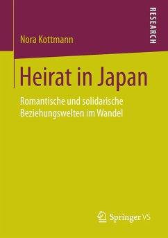 Heirat in Japan - Kottmann, Nora