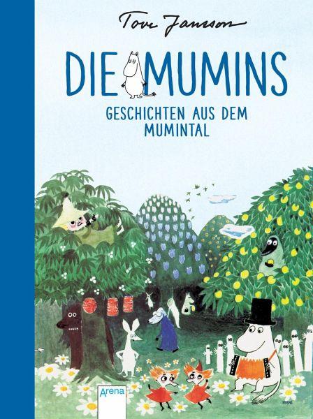 Buch-Reihe Die Mumins