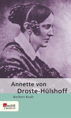 Annette von Droste-Hülshoff (eBook, ePUB)