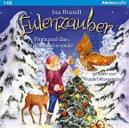 Flora und das Weihnachtswunder / Eulenzauber (1 Audio-CD)