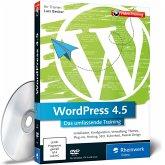WordPress 4.5, DVD-ROM