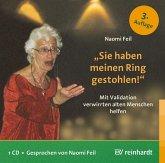"""""""Sie haben meinen Ring gestohlen!"""", 1 Audio-CD"""