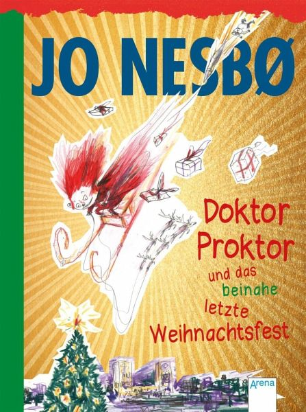 Buch-Reihe Doktor Proktor von Jo Nesbø