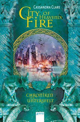 Buch-Reihe Chroniken der Unterwelt von Cassandra Clare