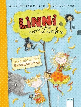Buch-Reihe Linni von links von Alice Pantermüller