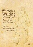 Women's Writing, 1660-1830