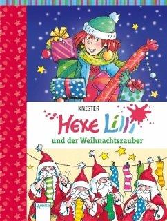 Hexe Lilli und der Weihnachtszauber - Knister