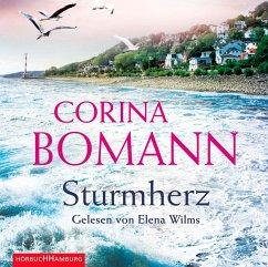 Sturmherz, 6 Audio-CDs - Bomann, Corina